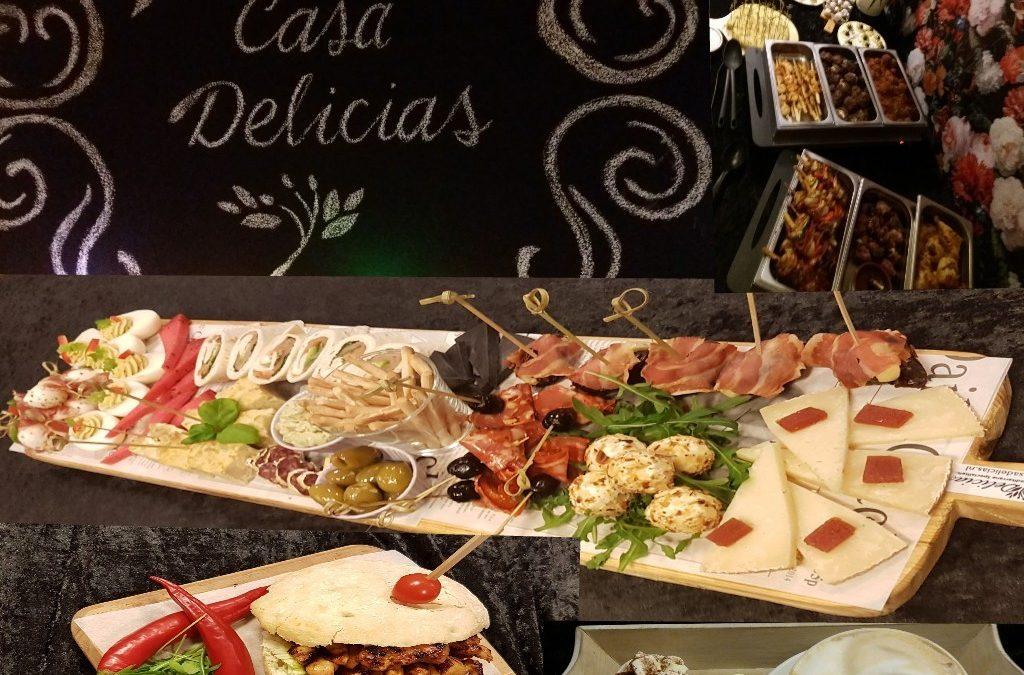 Casa Delicias