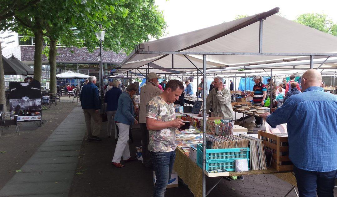 Boeken- en muziekmarkt